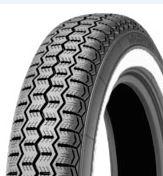 135/80R15 72S TL Michelin ZX