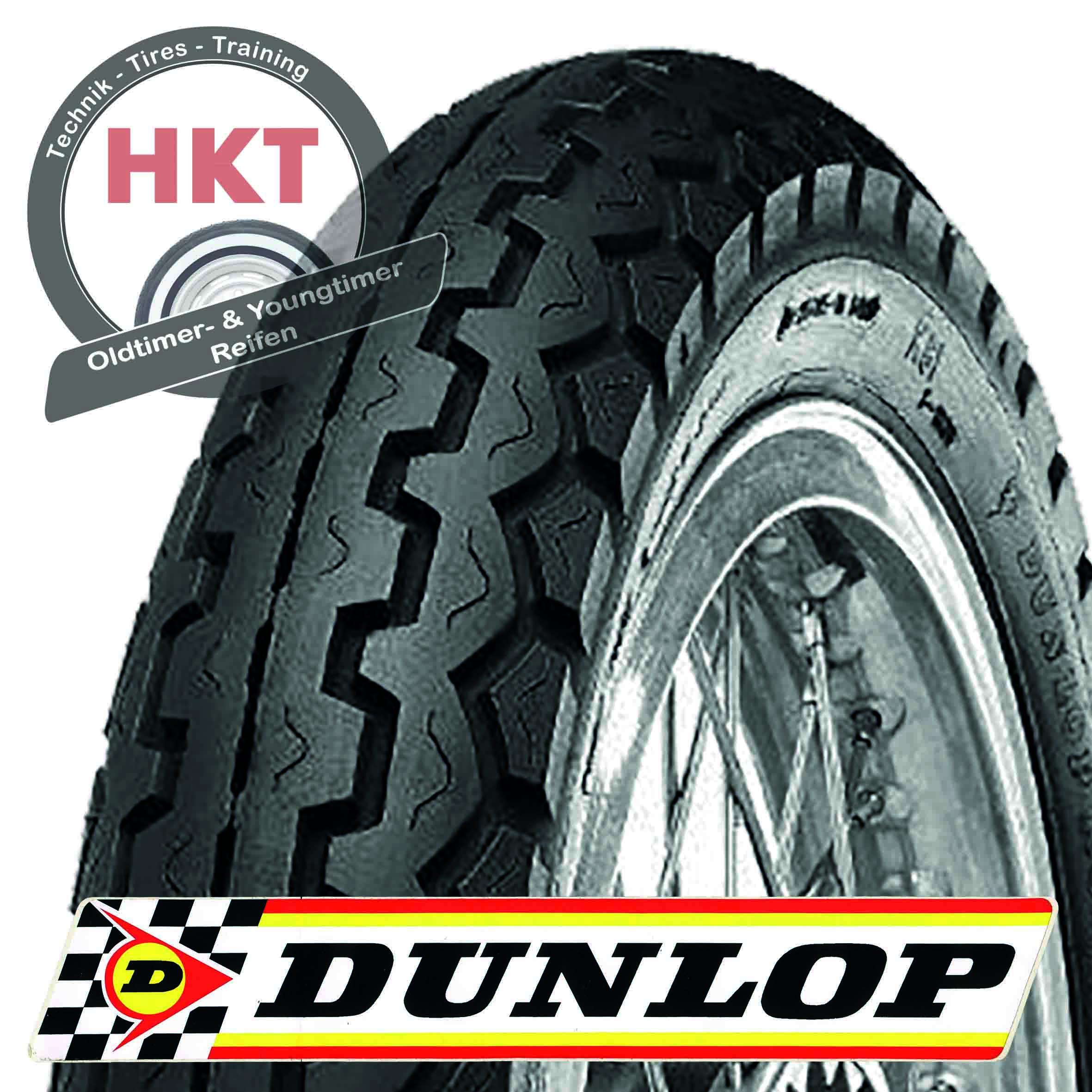 3.60-19 52H TT Dunlop TT100/K81