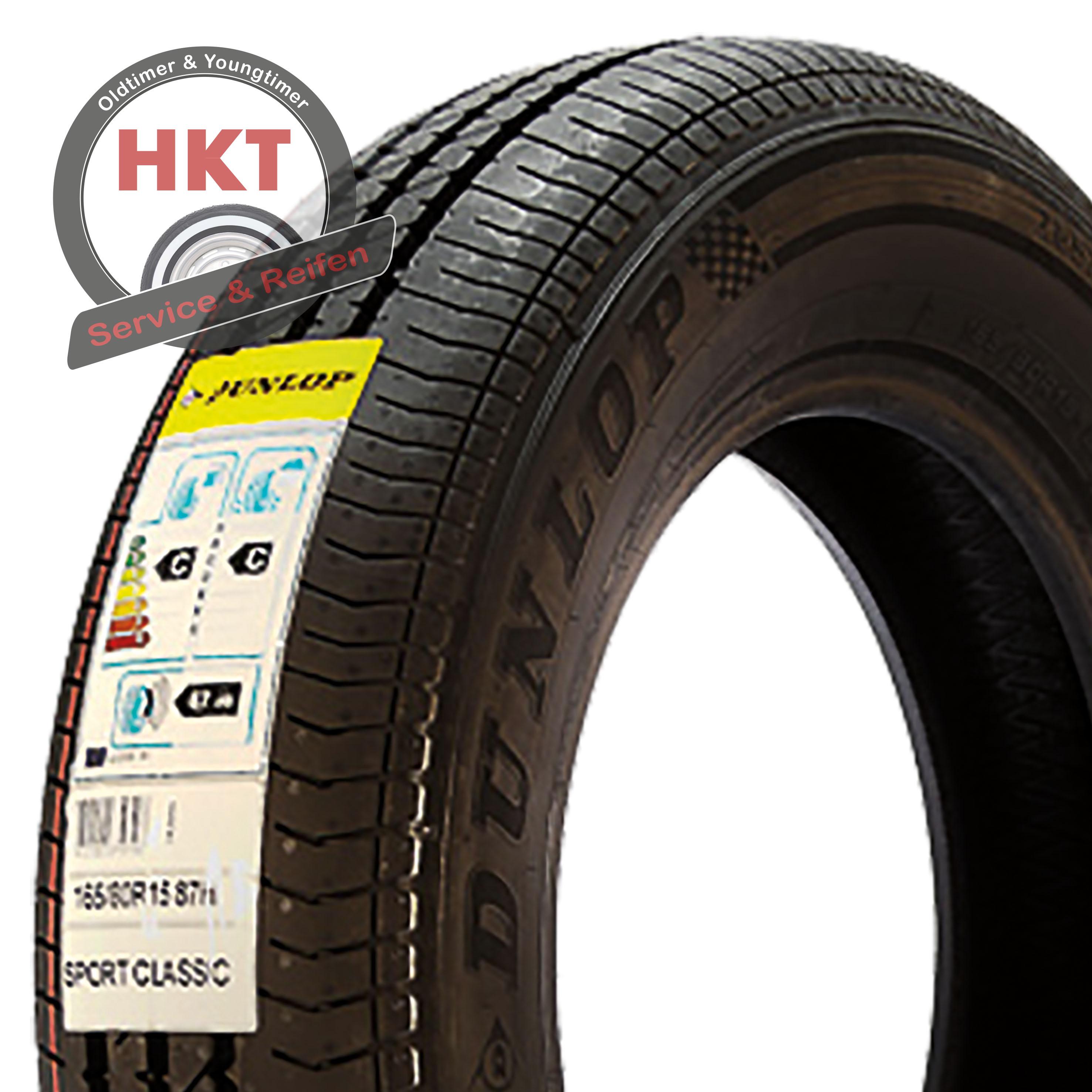 165/80R15 87H TL Dunlop Sport Classic