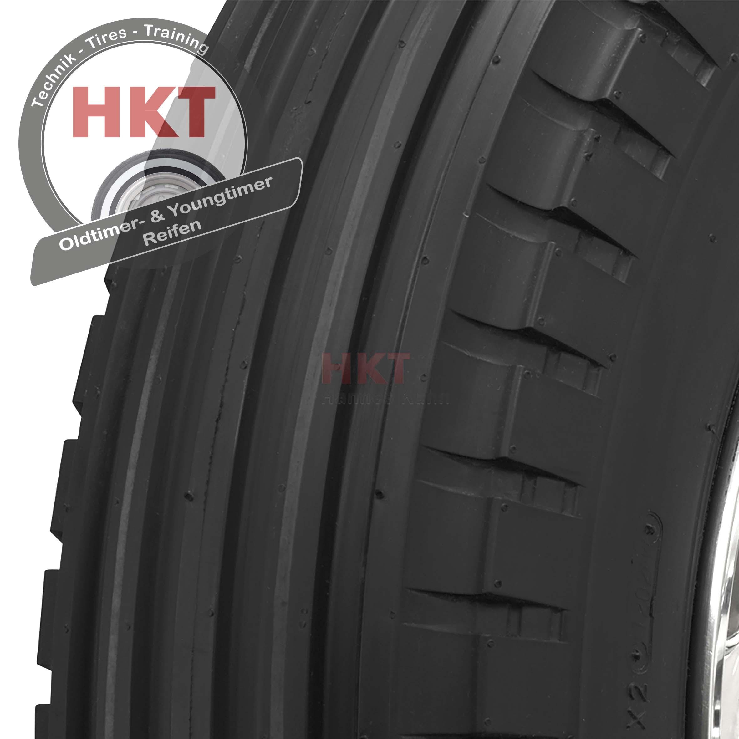 5.00-15 P TT Firestone Ripped Dirt Track